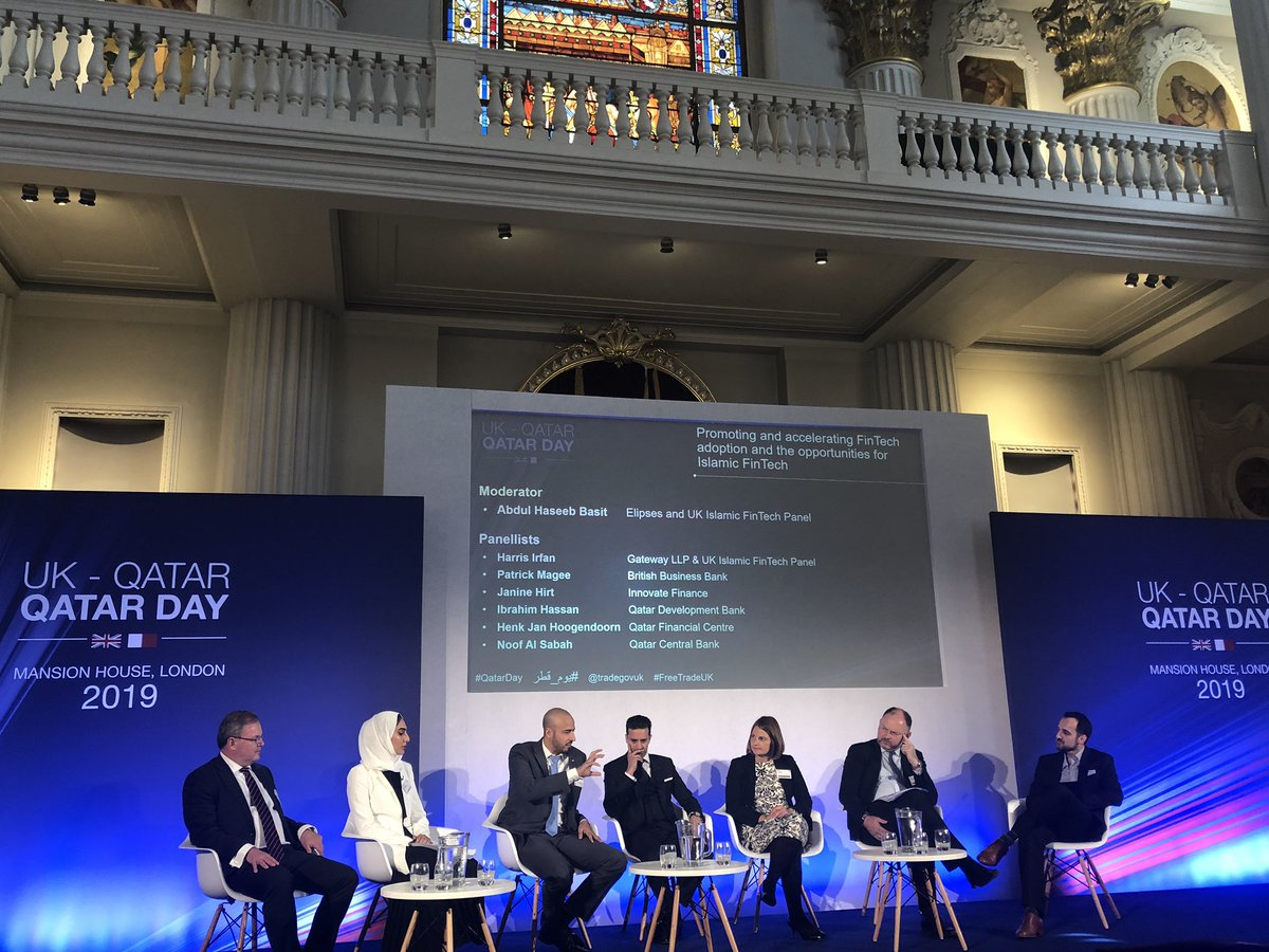 Relaunch of UK Islamic Fintech Panel; Al Rayan partners with the broker