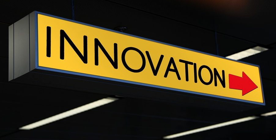 What is innovation and how can businesses foster it?