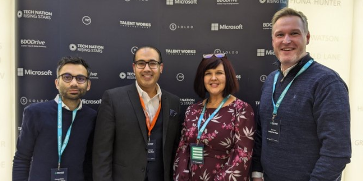 Event – Tech Nation Rising Stars 2020, London, UK